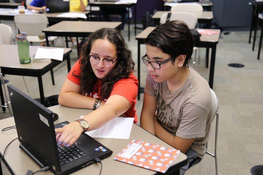 Girls Jr. DEEP - Engineering Outreach
